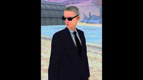 GTA SA Ped Quotes MIB Agent