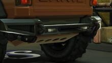 Kamacho-GTAO-TwinChromeStarExhaust