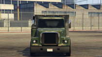 Tipper-GTAV-FrontView