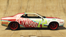 RedwoodGauntlet-GTAV-Side