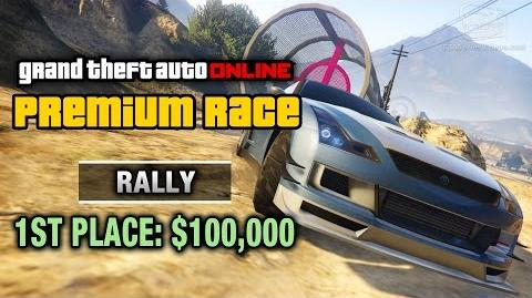 GTA Online - Premium Race 13 - Rally (Cunning Stunts)