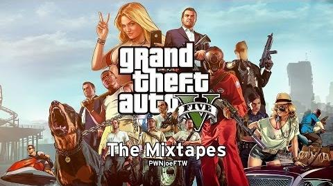 Grand Theft Auto V Music Video The Mixtapes pt.1 Feat. Lil Wayne