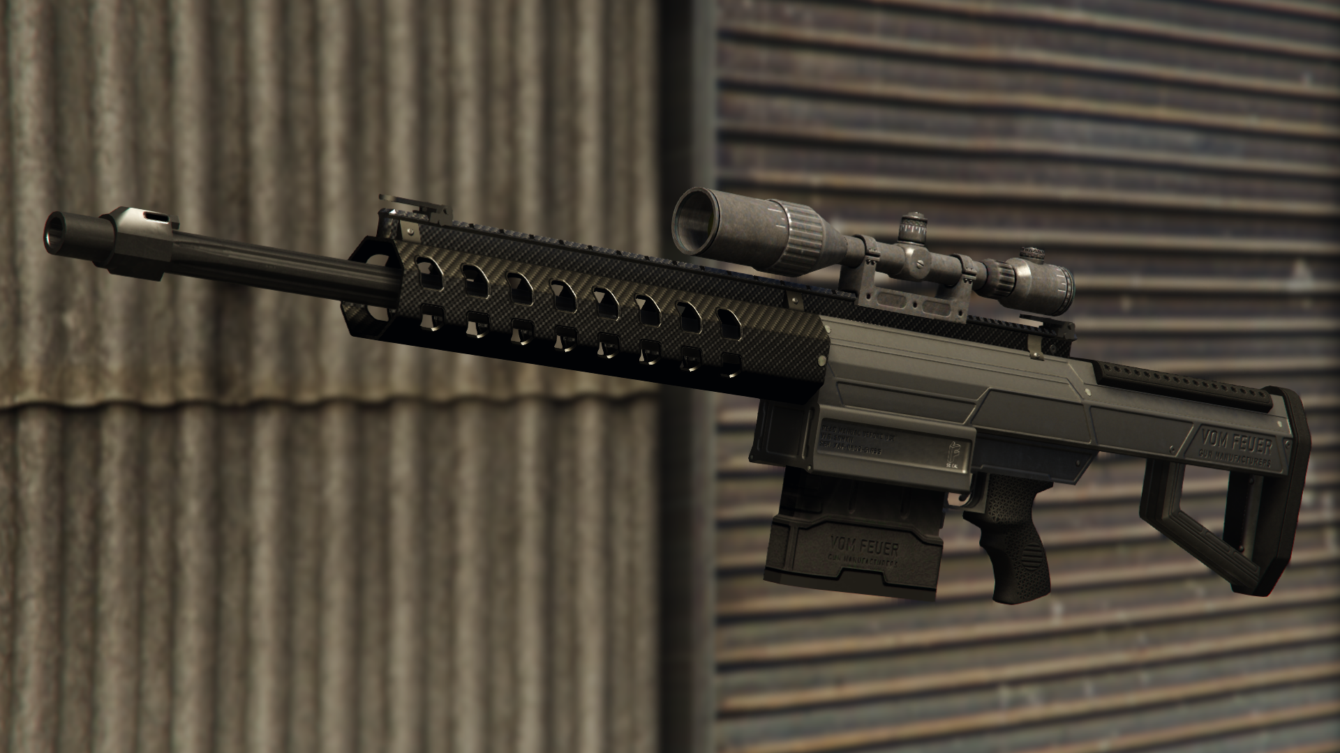 Heavy Sniper Mk II | GTA Wiki | FANDOM powered by Wikia
