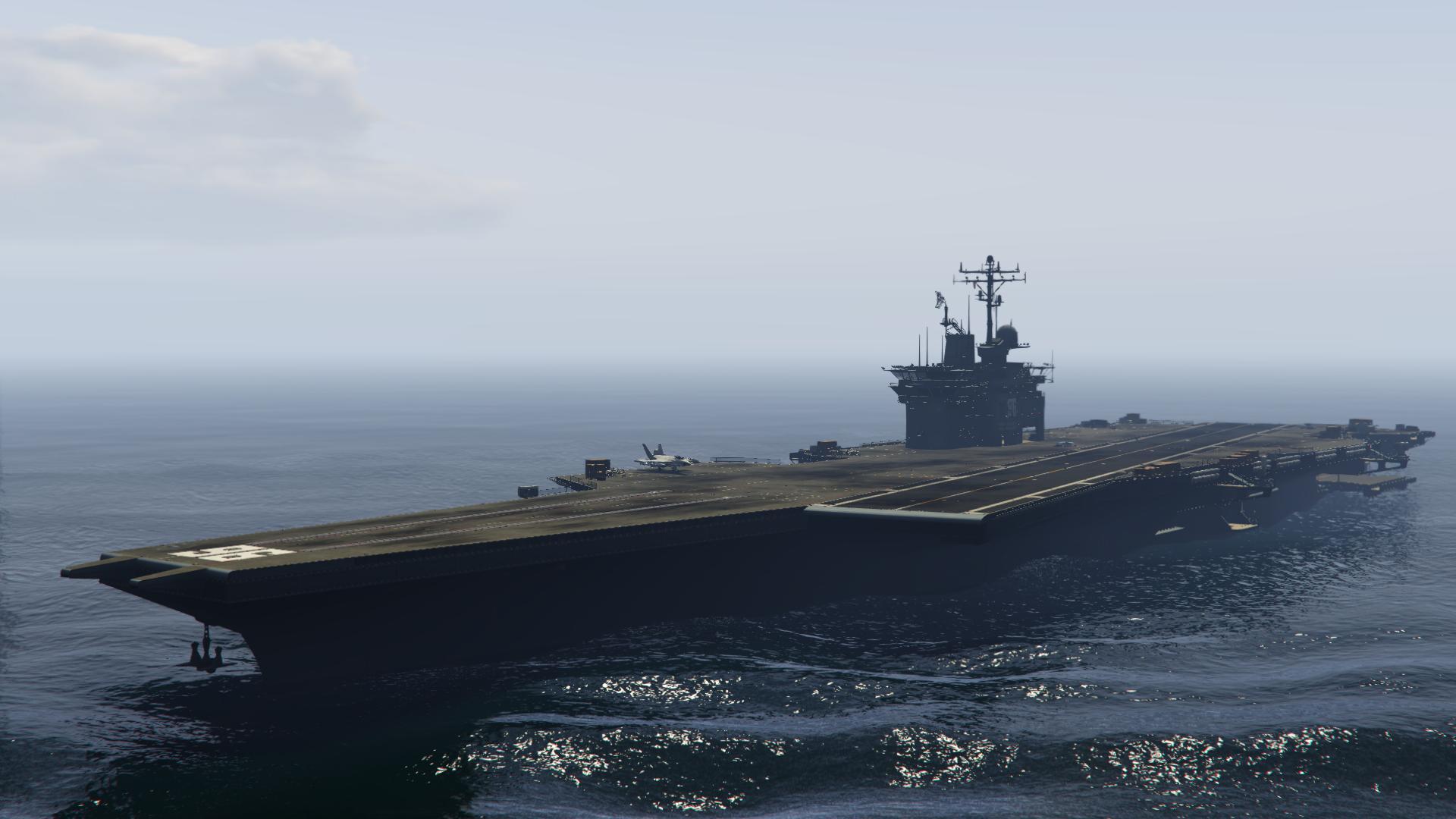 USS Luxington ATT 16 USS Luxington ATT 16