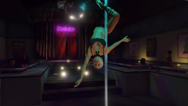 pole dance gta 5