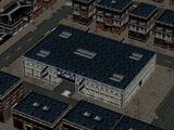 Mile End Police Station