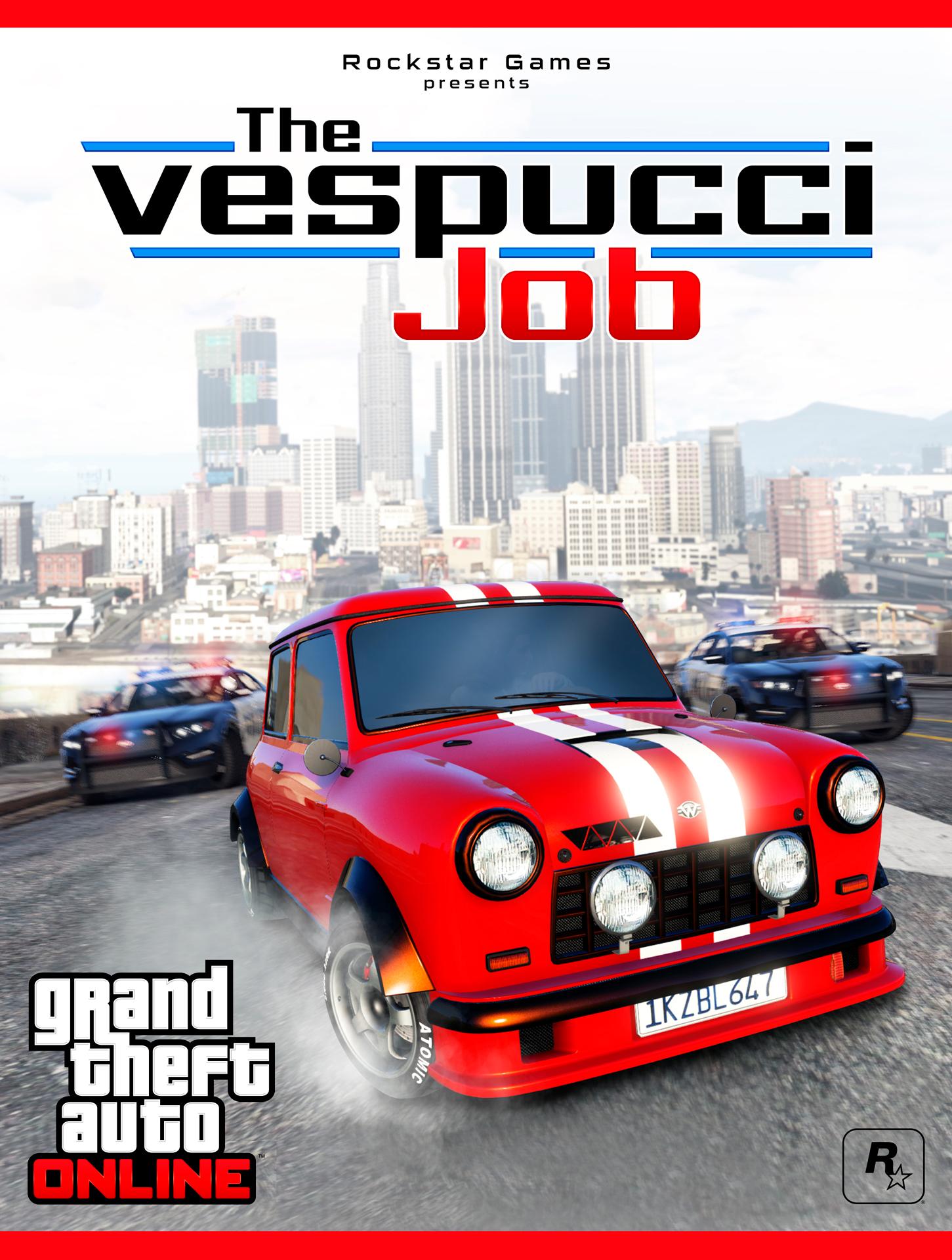 The Vespucci Job | GTA Wiki | FANDOM powered by Wikia