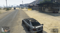 Vehicle Export Showroom GTAO Alamo Sea