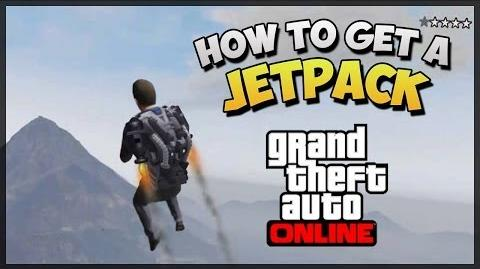 "GTA 5 How To Get The Jetpack Online - ""Jetpack Easter Egg"" Solved ! (GTA 5 Jetpack Location) Parody"