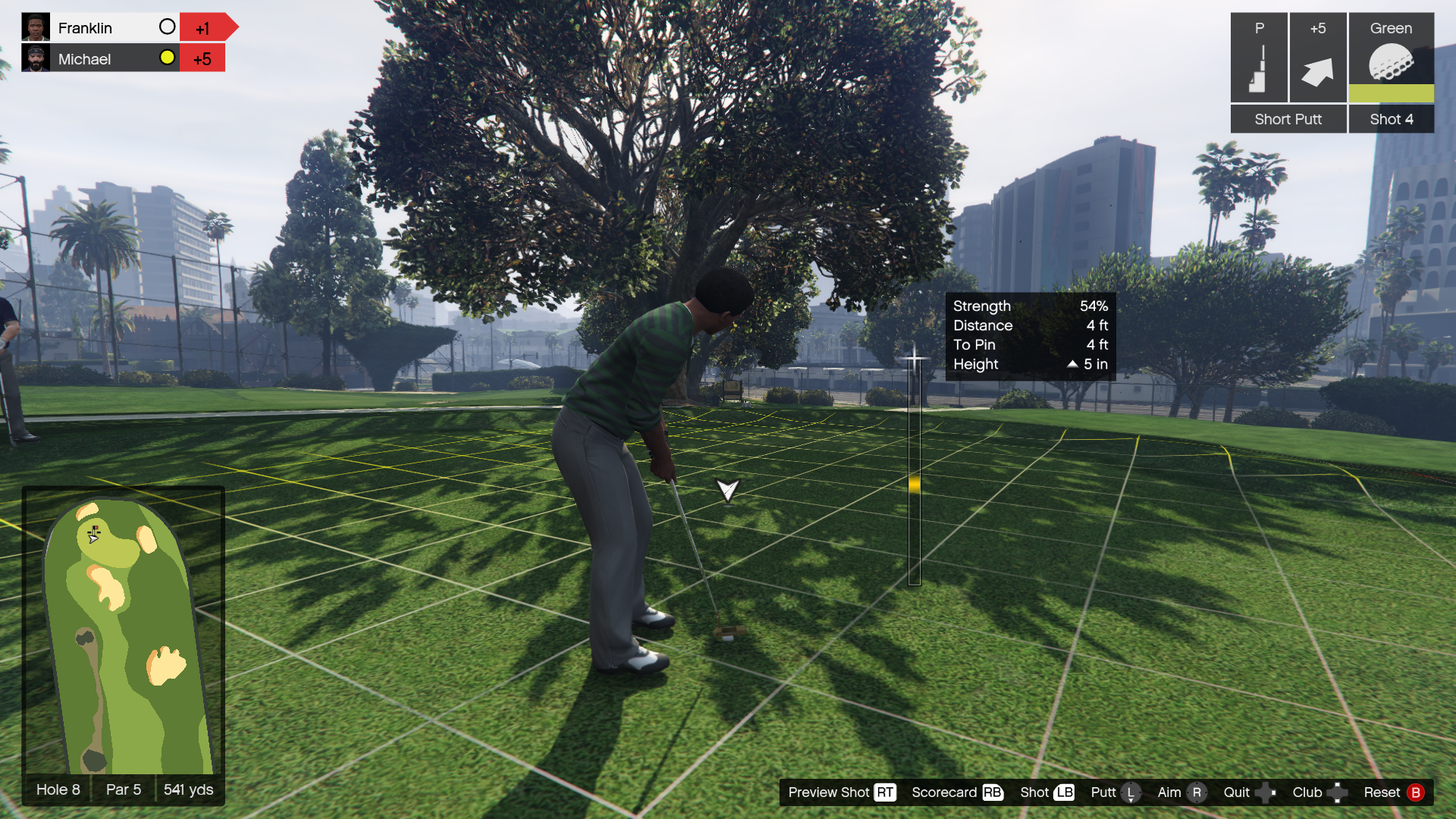 image golf gtav interface putting png gta wiki fandom