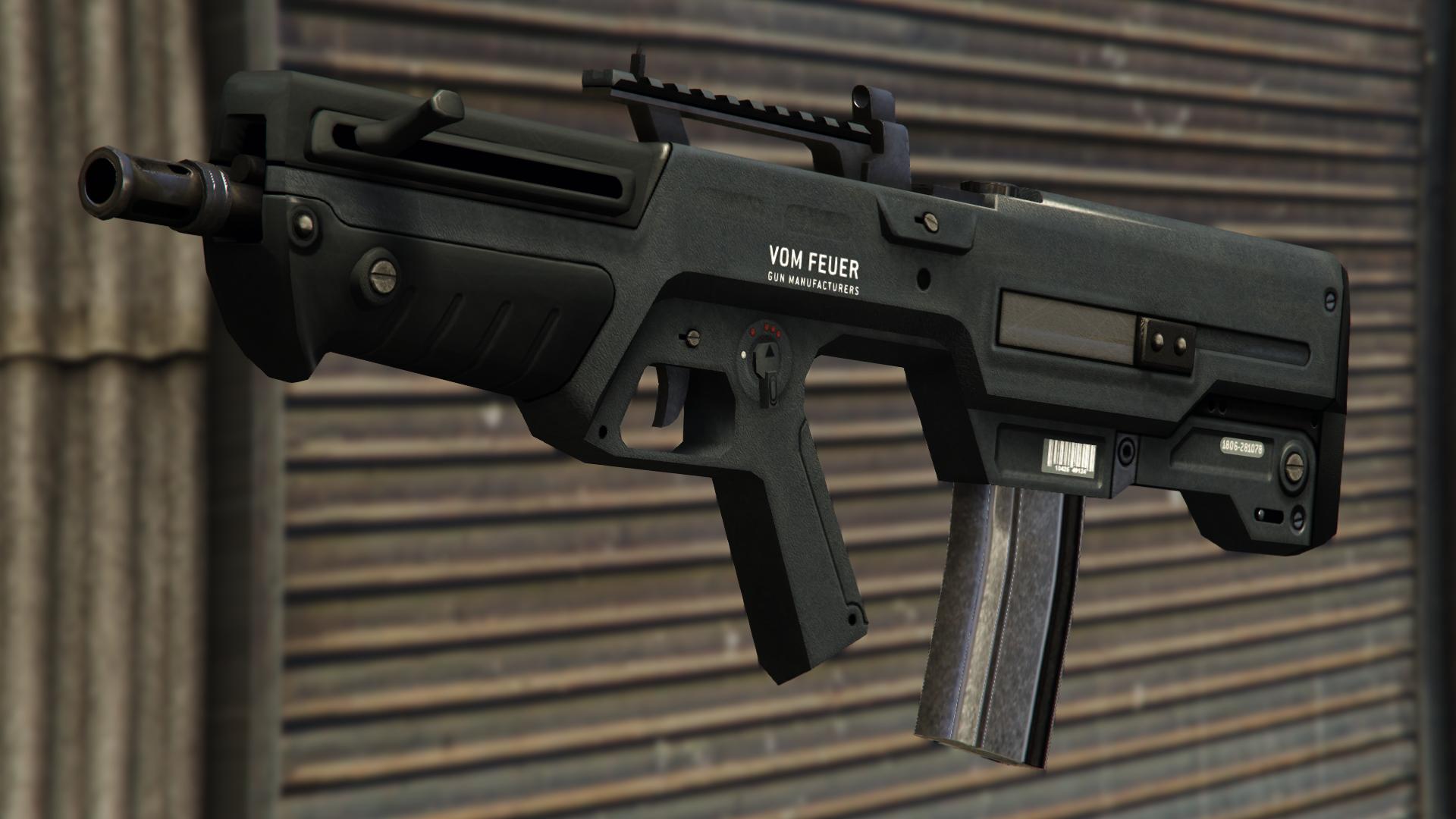 Advanced Rifle | GTA Wiki | FANDOM powered by Wikia