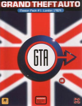 GTA London 1969 Box Art