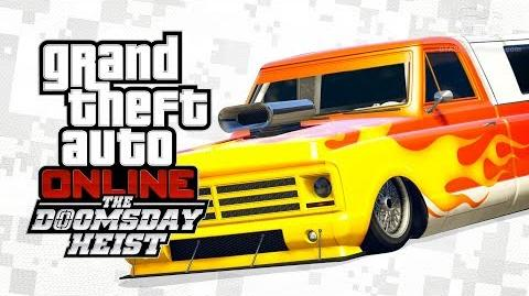 GTA Online - Declasse Yosemite -The Doomsday Heist-