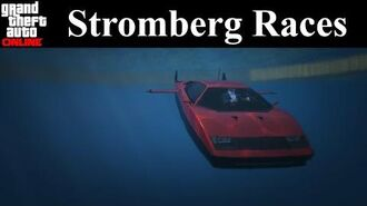 GTA Online Tracks - Stromberg Races