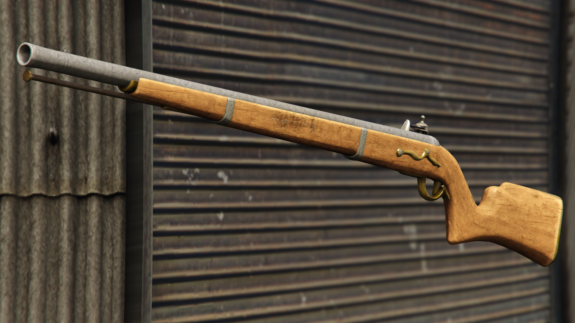Musket | GTA Wiki | FANDOM powered by Wikia