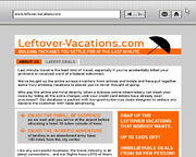 Leftovervacations