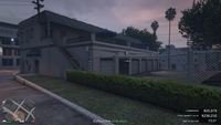 Vehicle Export Showroom GTAO Pinkslips Vespucci