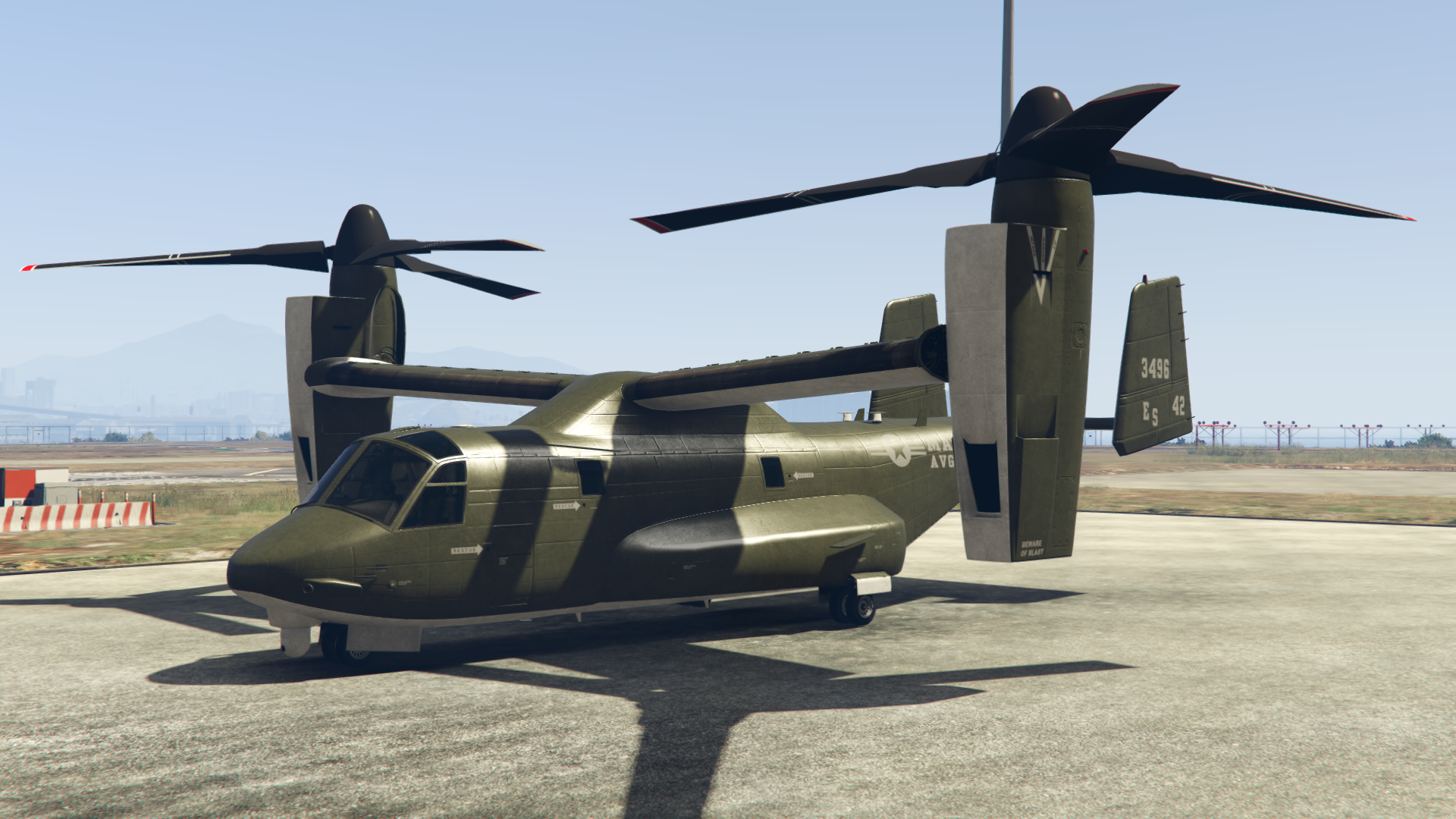 gta online avenger vehicle storage
