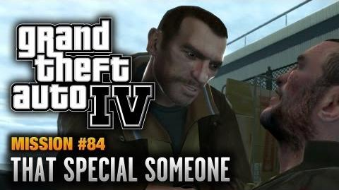 GTA 4 - Mission 84 - That Special Someone (1080p)