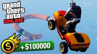 GTA Online Premium Race - Surf and Turf