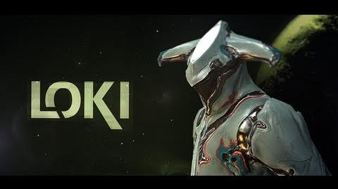 Warframe Profile - Loki