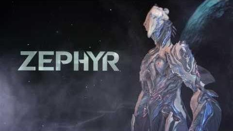 Warframe Profile - Zephyr