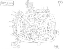 Nibus map