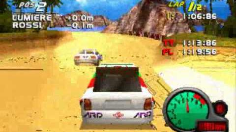 Easter Island 7 Total Drivin Grand Tour Racing 98