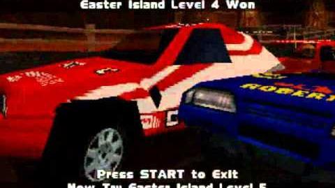Easter Island 4 Bloopers (GTR98, Hyde Dynamic Trailer)
