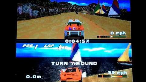 Easter Island B - Water Glitch (Ivanov Ahmed) - Grand Tour Racing 98