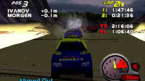Easter Island 4 Total Drivin Grand Tour Racing 98