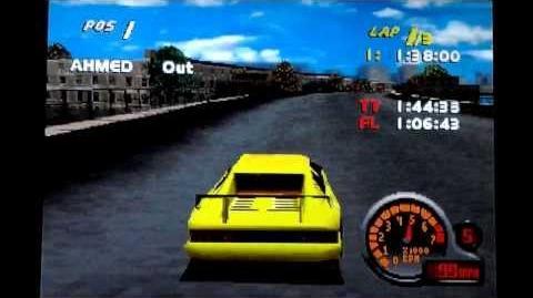 Moscow 5 - Full Rampage (Xu) - GTR '98