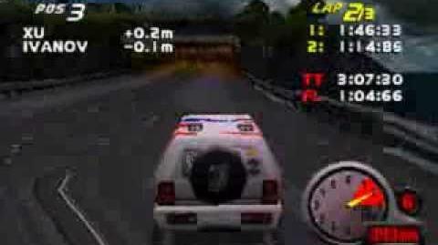 Hong Kong 7 Total Drivin Grand Tour Racing 98