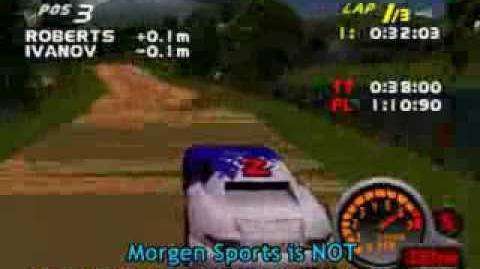 Hong Kong 6 (Morgen) Grand Tour Racing 98 Total Drivin