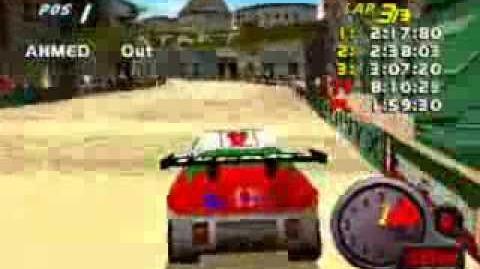 Egypt 6 Total Drivin Grand Tour Racing 98