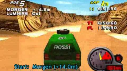 Egypt 6 (Shortcut Only) Total Drivin Grand Tour Racing 98