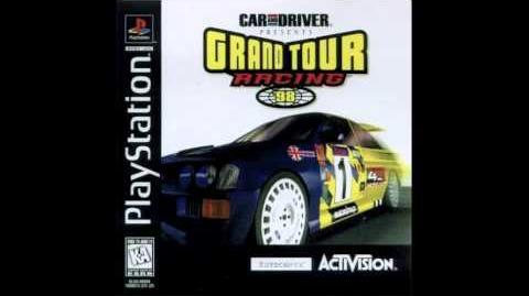Grand Tour Racing '98 Sand Blast