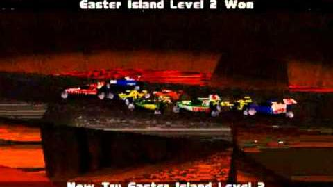 Easter Island 2 (Ivanov, Full Rampage & Bloopers) Grand Tour Racing 98