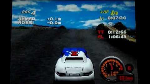 Morgen Stunts - Grand Tour Racing 98