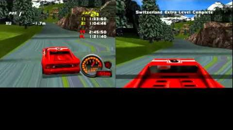 Switzerland 7 (Baptiste, Officially Lapped) Grand Tour Racing 98