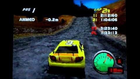 Scotland 4 - AI Baptiste Winner (Xu) - GTR '98