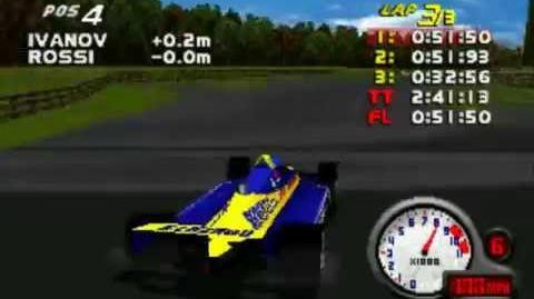 Moscow 3 (Roberts, 3 Lap Magic) Grand Tour Racing 98