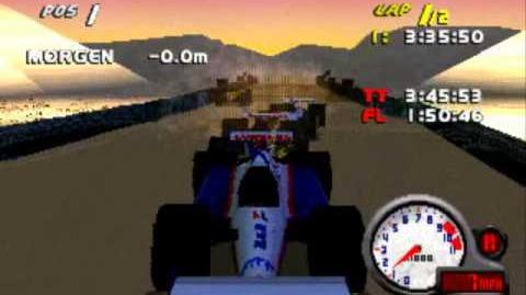 Egypt 7 Total Drivin Grand Tour Racing 98
