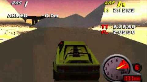 Egypt 5 Total Drivin Grand Tour Racing 98