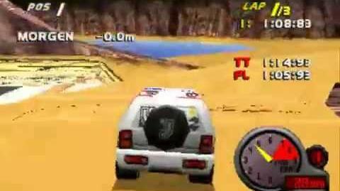 Easter Island 3 (Lumiere, Semi-Rampage) Grand Tour Racing 98
