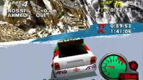 Switzerland 6 Total Drivin Grand Tour Racing 98