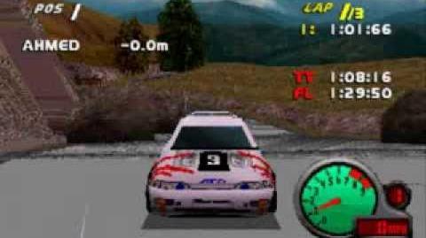 Scotland 5 Total Drivin Grand Tour Racing 98