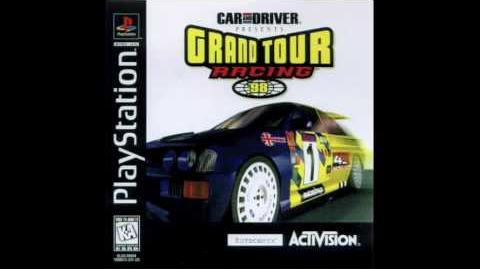 Grand Tour Racing '98 Volcanic Rock
