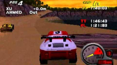 Easter Island 6 Total Drivin Grand Tour Racing 98