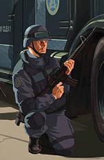 Noose agent m16a1